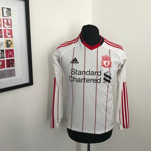 Liverpool FC 2010-2011 Away Shirt