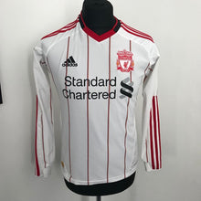 Load image into Gallery viewer, Liverpool FC 2010-2011 Away Shirt