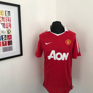 Manchester United 2010-2011 Home Shirt