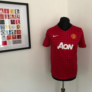 Manchester United 2012-13 Home Shirt