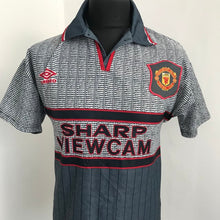 Load image into Gallery viewer, Manchester United 1995-1996 Away Shirt