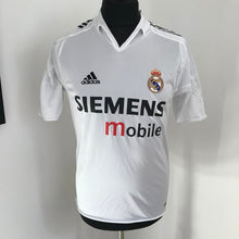 Load image into Gallery viewer, Real Madrid 2004-2005 HomeShirt