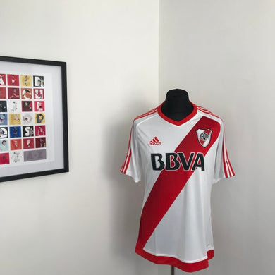 River Plate 2016-2017 Home Shirt
