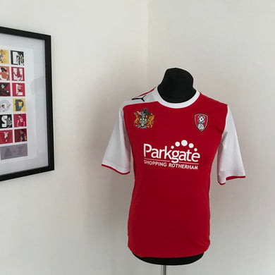 Rotherham United 2012-14 Home Shirt