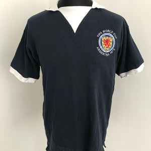 Scotland 1978 World Cup Home Shirt