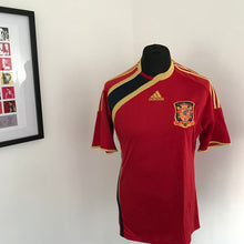 Load image into Gallery viewer, Spain Confederations Cup 2009 Home Shirt