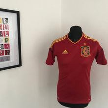 Load image into Gallery viewer, Spain Euro 2012 football shirt/soccer jersey