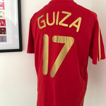 Load image into Gallery viewer, Spain Euro 2008 Home Shirt