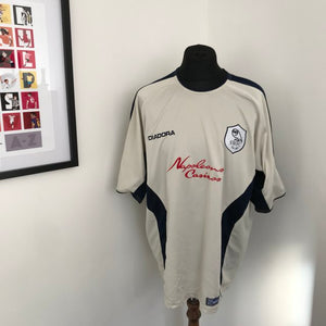 Sheffield Wednesday 2003-04 Home Shirt