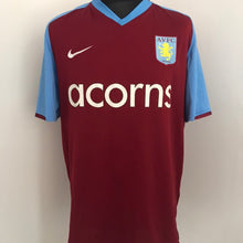 Load image into Gallery viewer, Aston Villa 2008-2009 Home shirt
