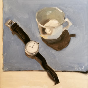 PAINTINGS :: 665 On Time