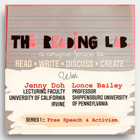 The Reading Lab :: Free Speech & Activism (SPRING 2021)