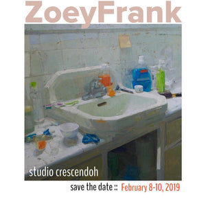 Zoey Frank :: Composition Through Still Life :: February 8-10, 2019