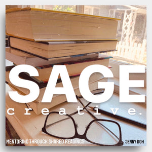 Sage Creative : Mentoring Through Shared Readings