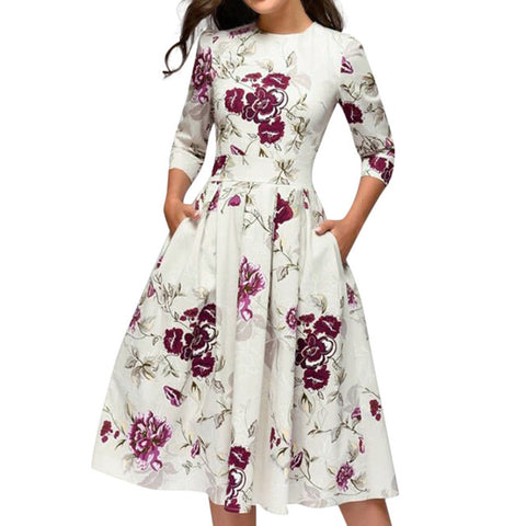 Orchid Dress #11 - The Orchid Collection