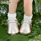 Orchid Baby Shoe #444 - The Orchid Collection