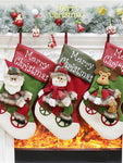 Merry Christmas Christmas Decorations Gift Bag