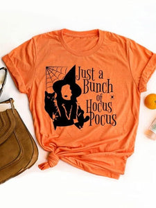Halloween Just A Bunch Of Hocus Pocus T-Shirt