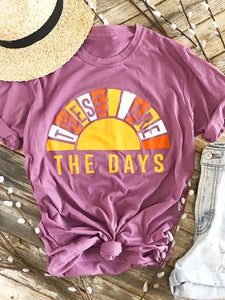 These Are The Days T-Shirt-T-shirts-Fechicin.com