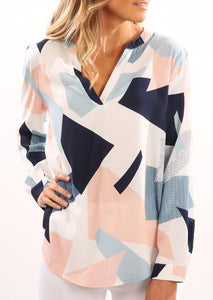 Square Printed Shirt