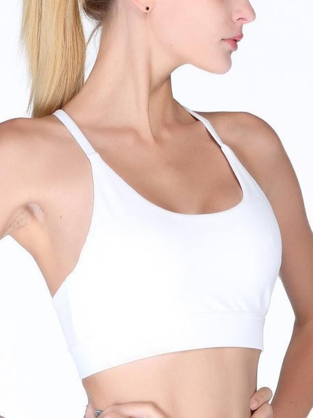 Wireless Sexy Y-type Sports Bra