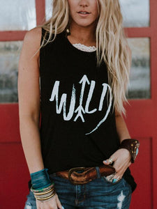 Wild Arrow Graphic Tank