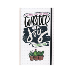 Consider It Joy: A 6-Month Guided Journal