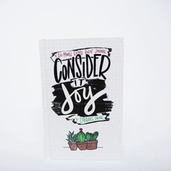 Consider It Joy: A 6 Month Guided Journal