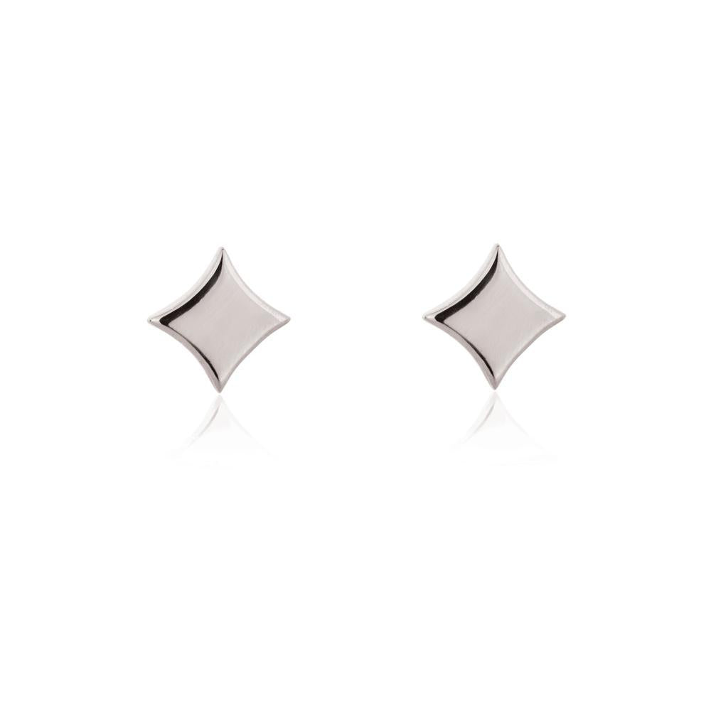 Linda Tahija // Night Star Stud Earrings - Sterling Silver