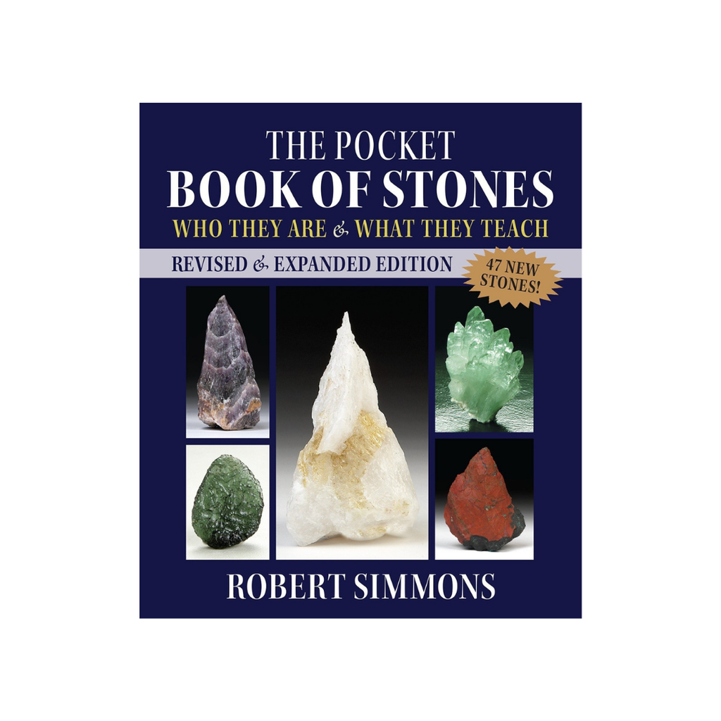 The Pocket Book of Stones // Robert Simmons