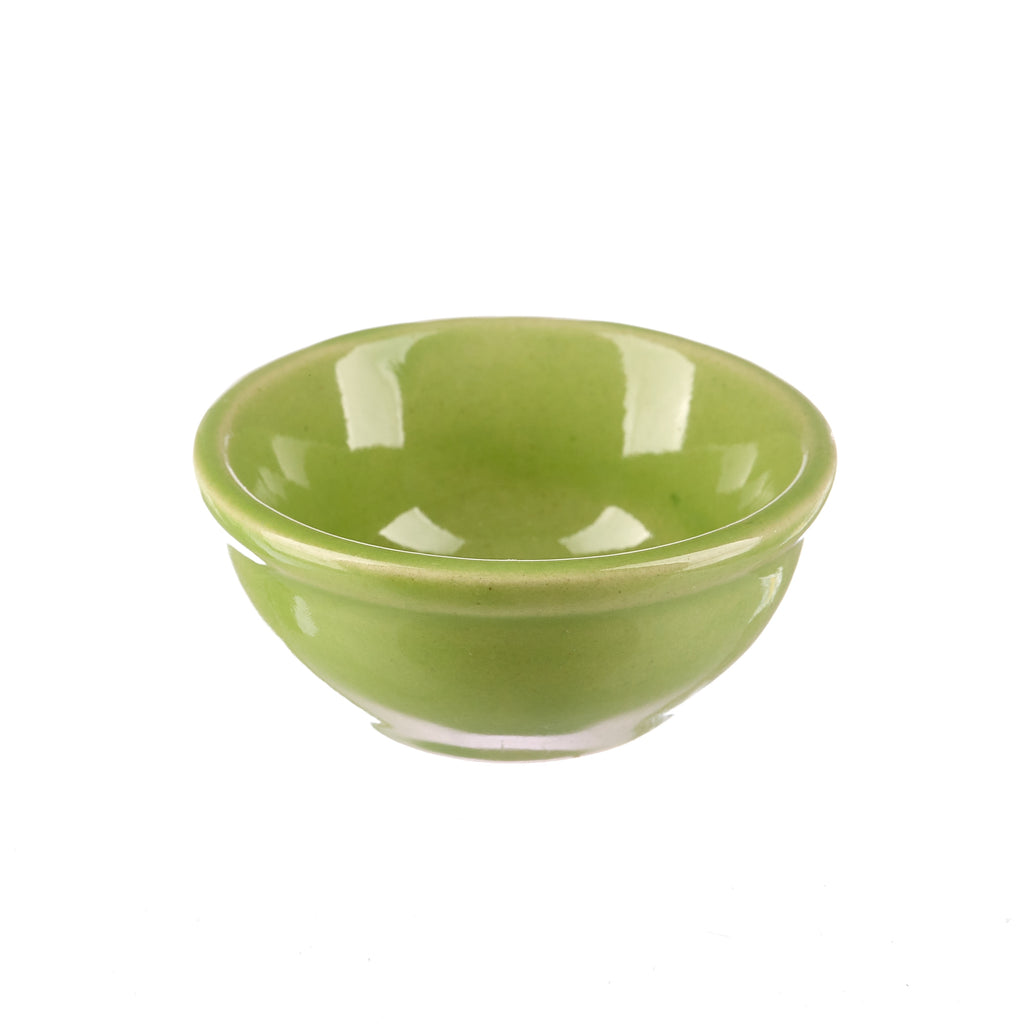 Ceramic Small Bowl // Green