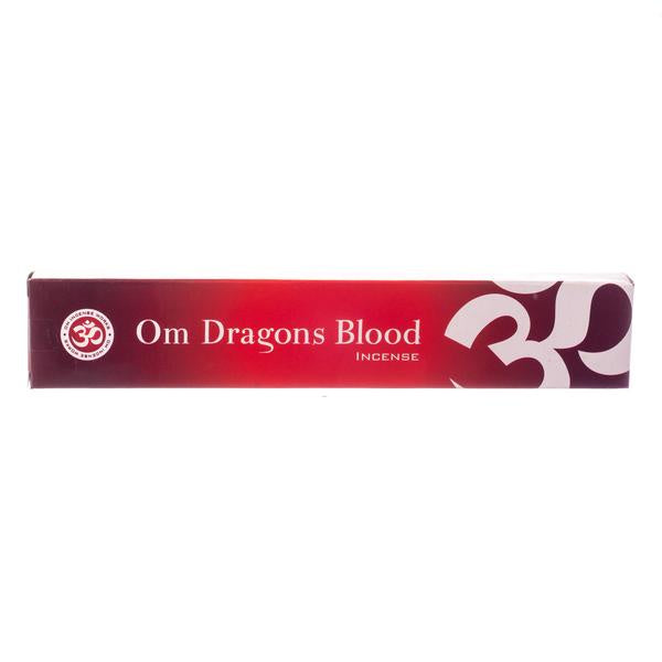 Om Incense // Dragon's Blood 15g