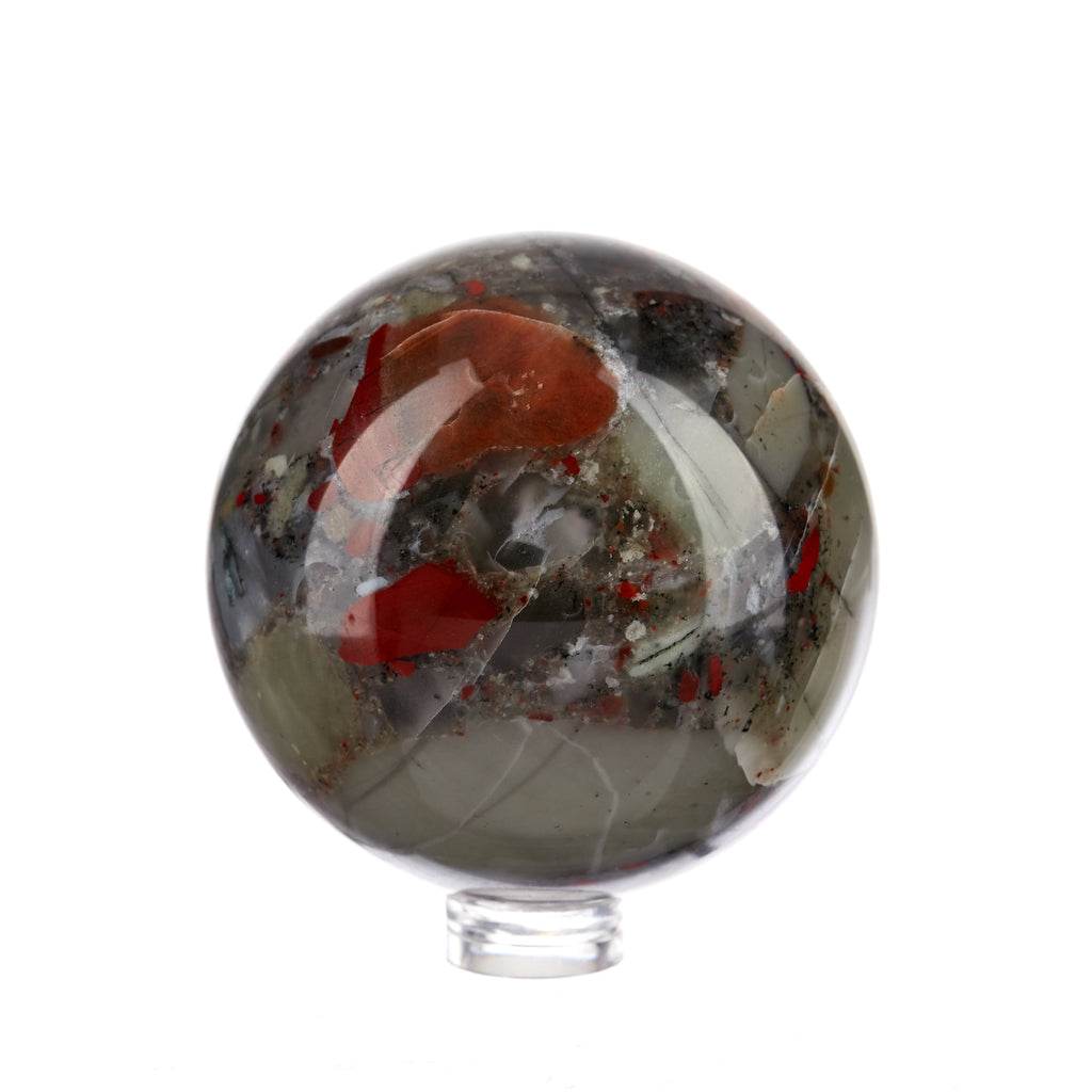 Bloodstone Sphere #1