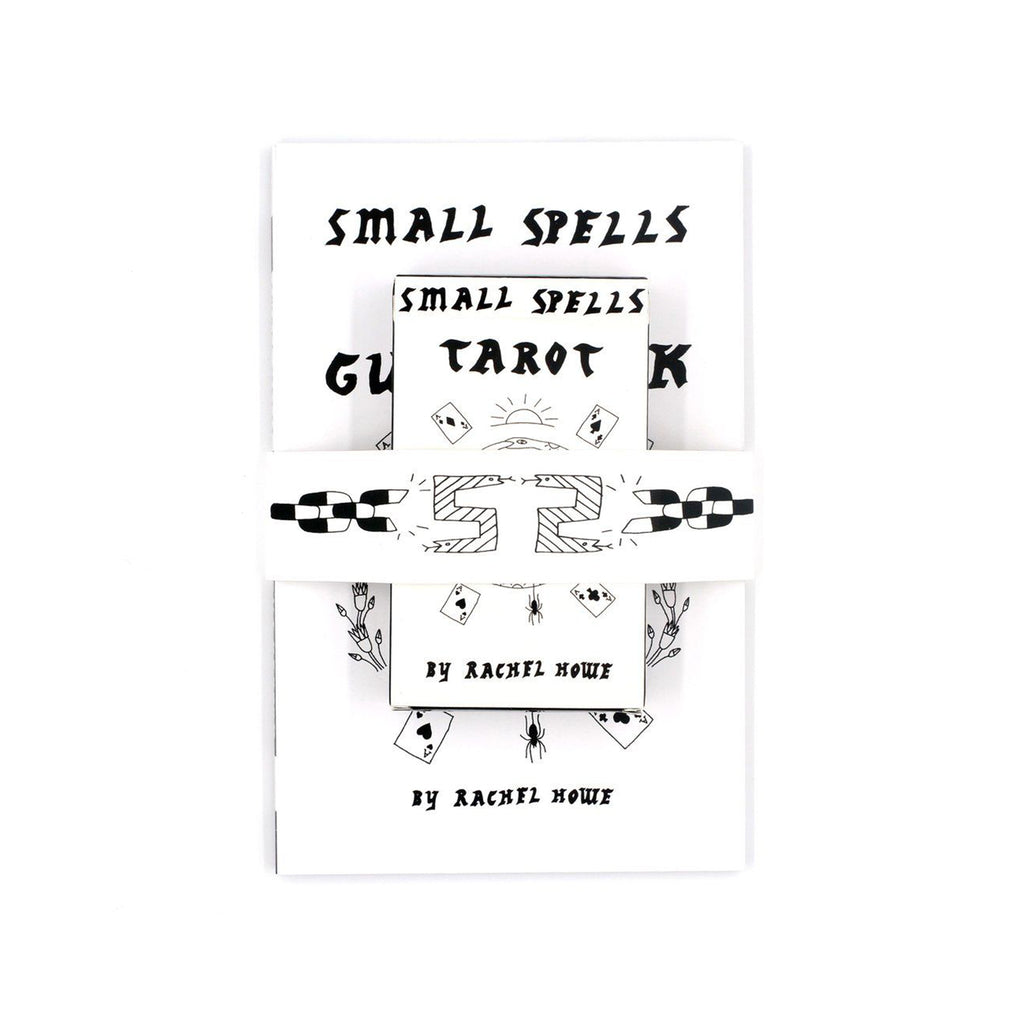 small-spells-tarot-with-guidebook-black-and-white