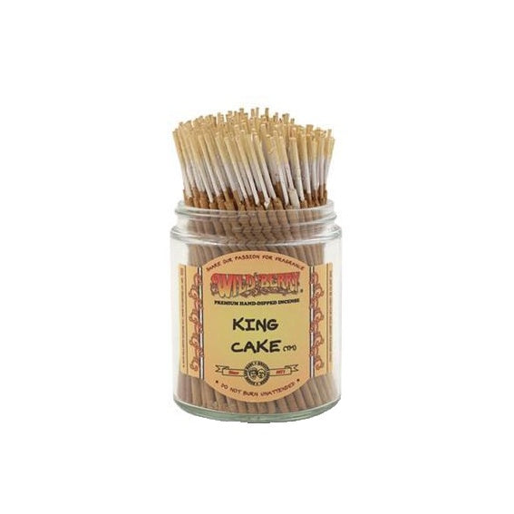 Wild Berry // Shorties King Cake Incense