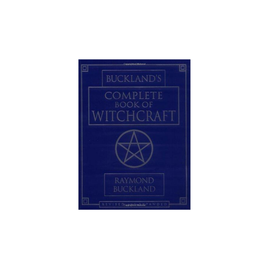 BUCKLAND'S COMPLETE BOOK OF WITCHCRAFT // RAYMOND BUCKLAND