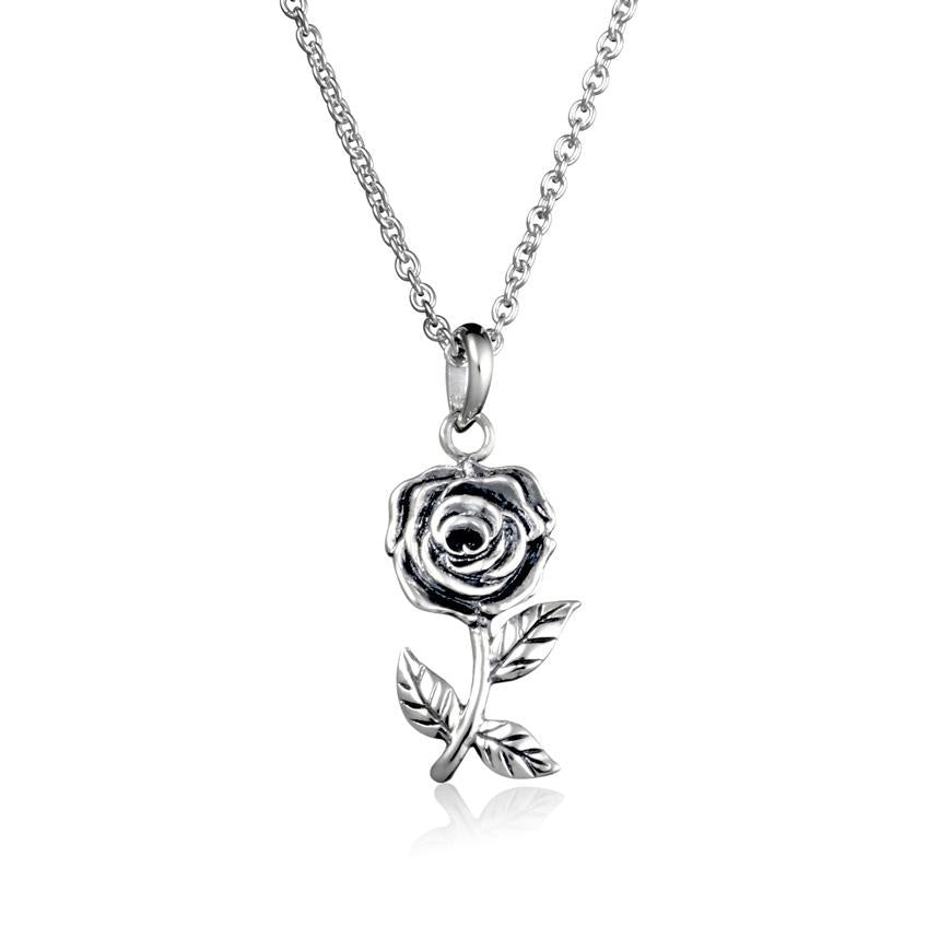 Midsummer Star // Regal Rose Necklace