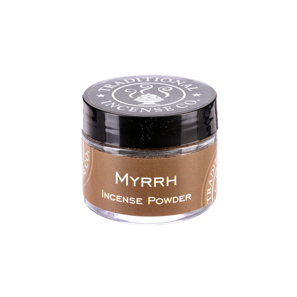 Incense Powder // Myrrh