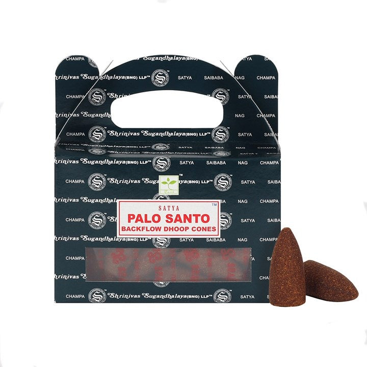 Palo Santo // Backflow Dhoop Cone