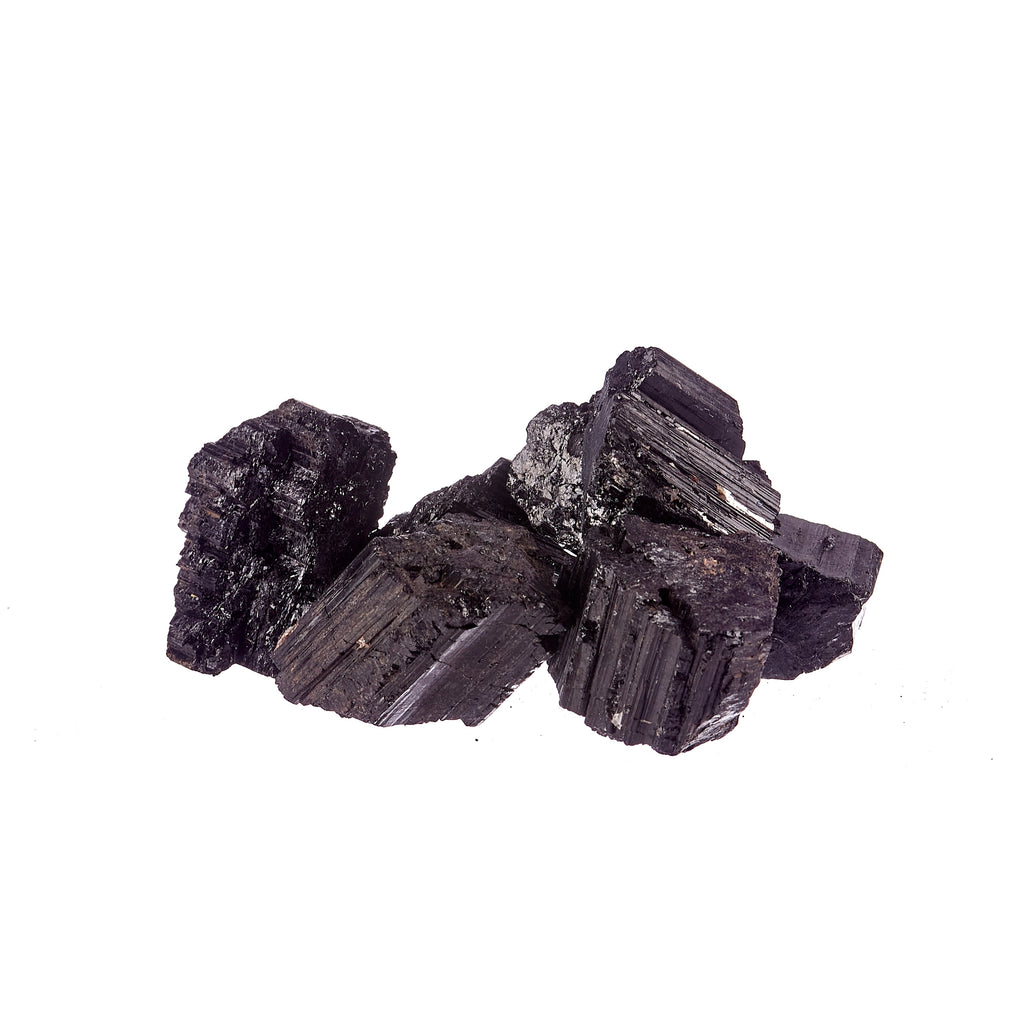 Rough Black Tourmaline (Single Piece)