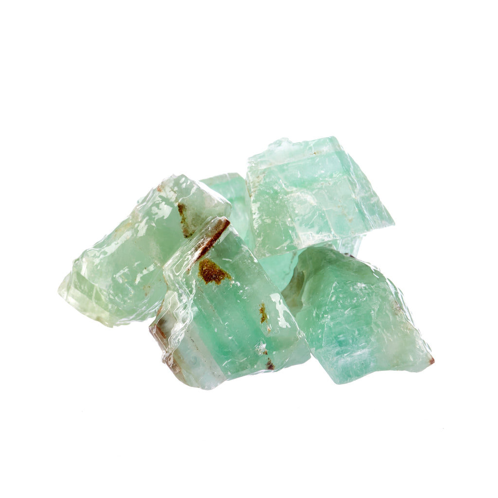 Green Calcite (Single Piece)