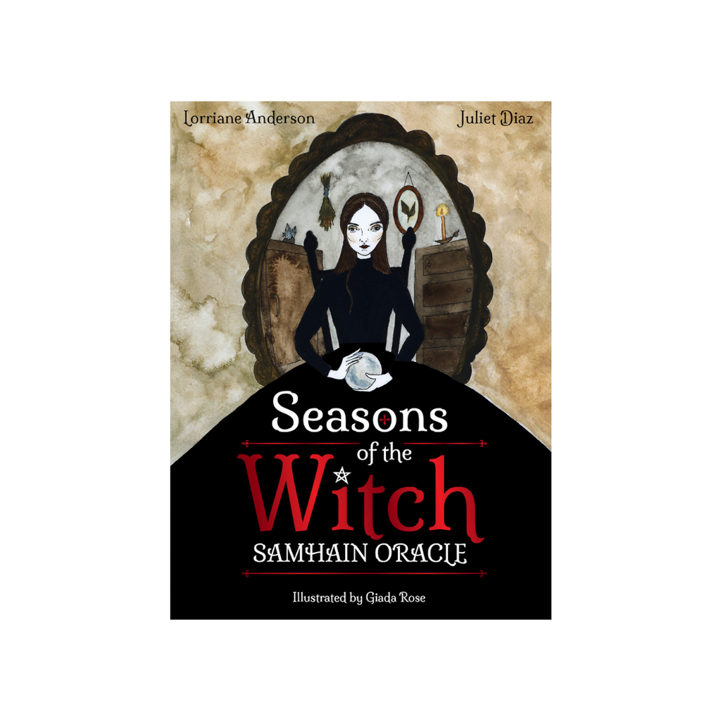 Seasons of the Witch // Samhain Oracle