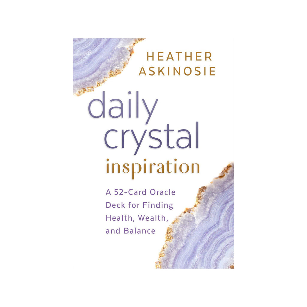 Daily Crystal Inspiration by Heather Askinosie