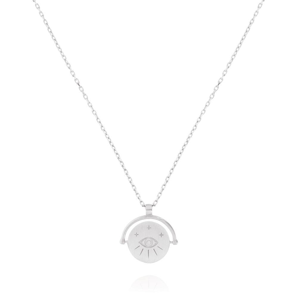 Linda Tahija // Amulets of Alchemy - Protection Necklace - Sterling Silver