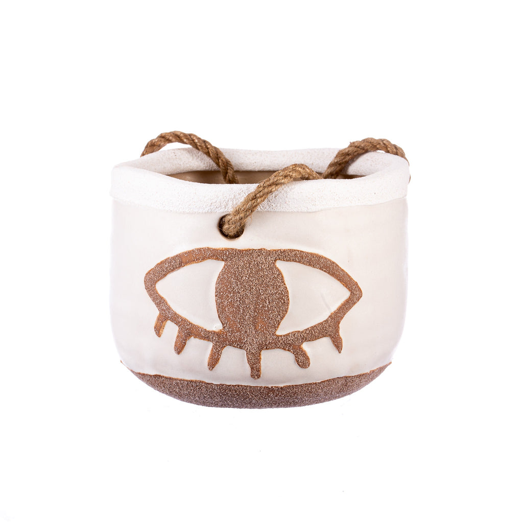 Jones & Co // Nazar Eye Hanging Planter