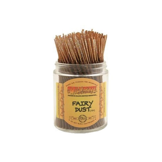Wild Berry // Shorties Fairy Dust Incense