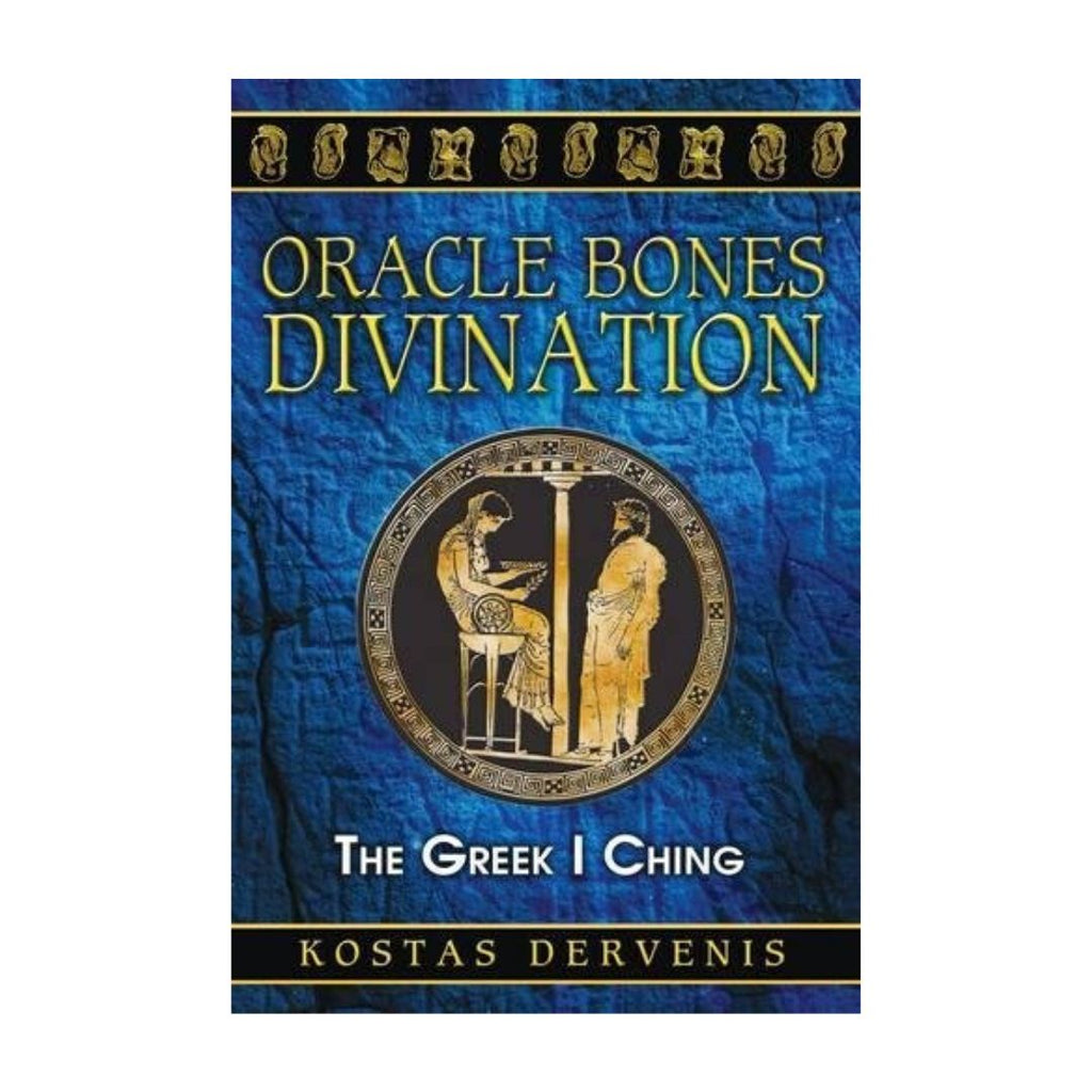 Oracle Bones Divination By Dervenis