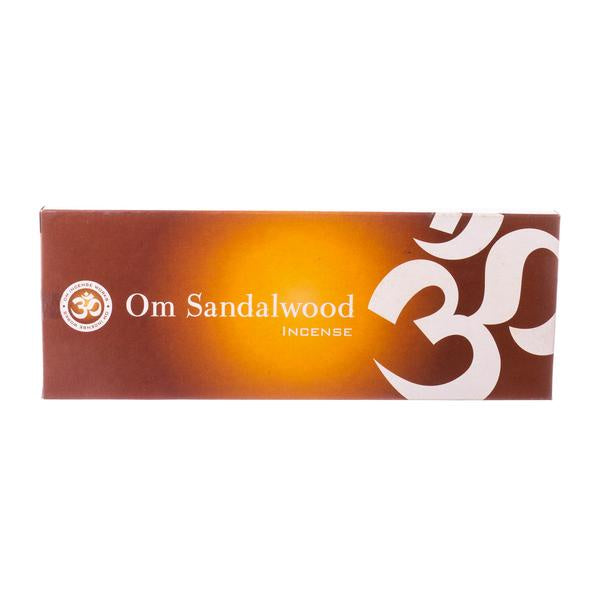 Om Incense // Sandalwood 100g