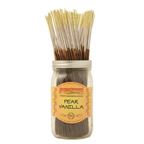 Wild Berry // Pear Vanilla Incense
