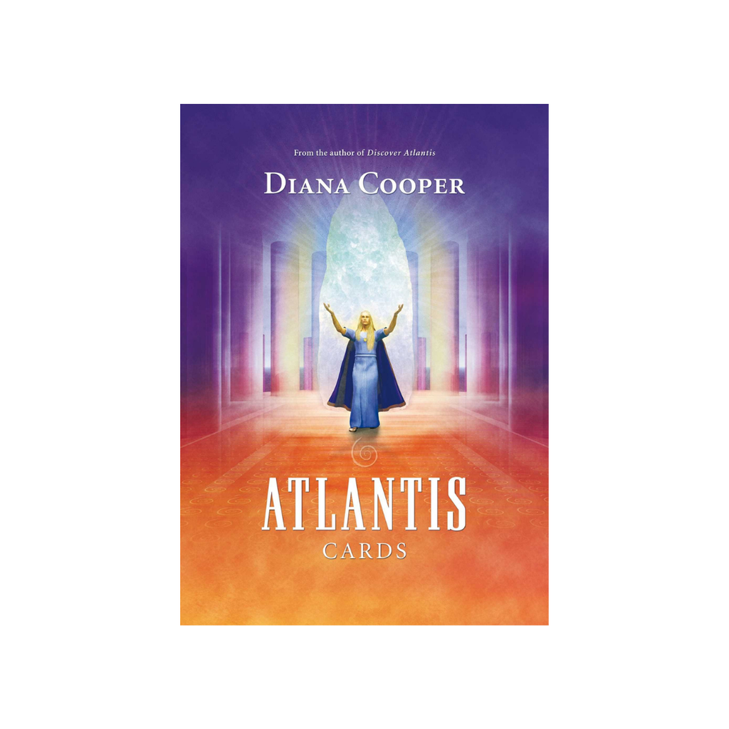 Atlantis Cards by Diana Cooper